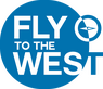 Logo Fly to the West